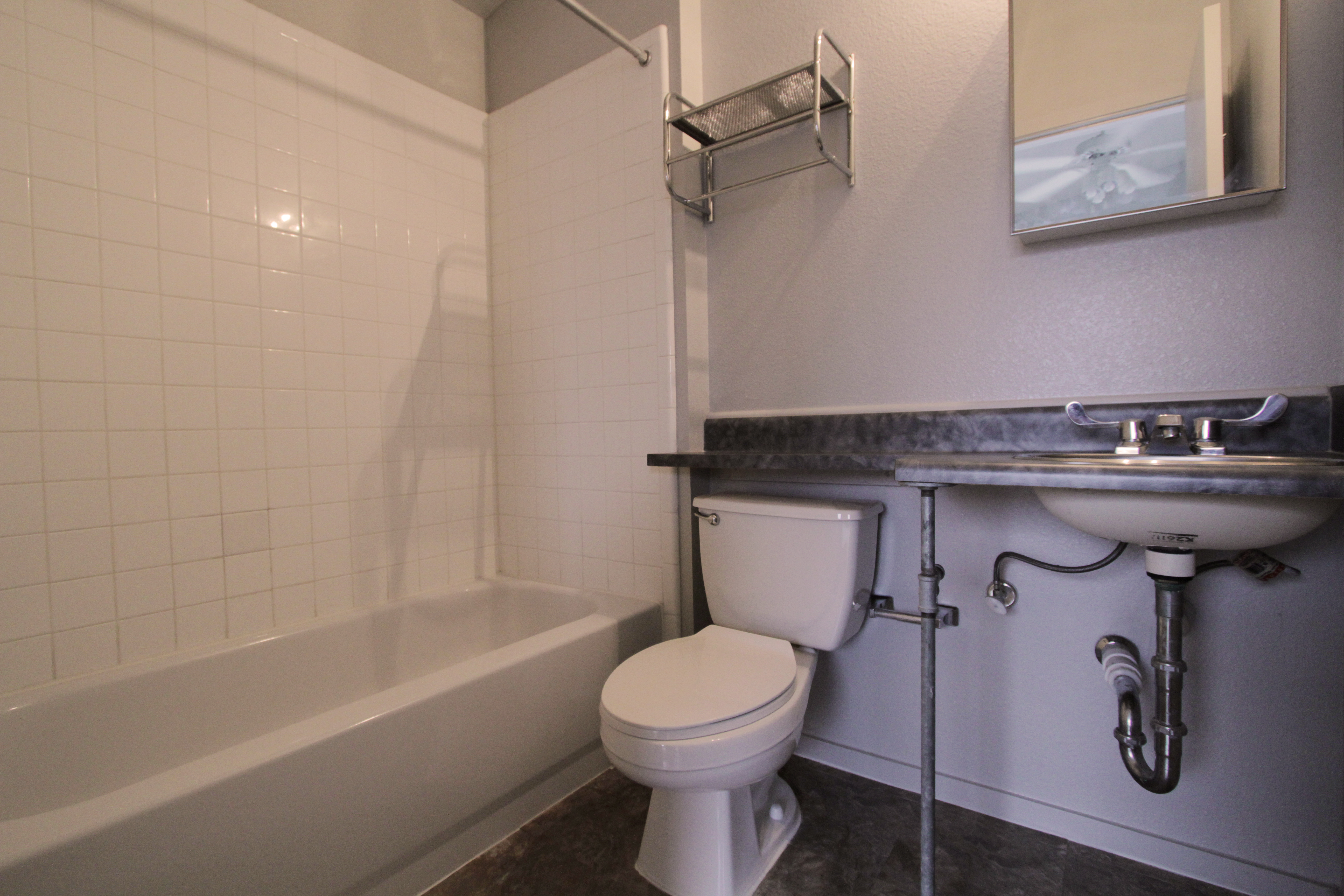... As An Additional Bedroom And Bathroom For Extended Common Space, 1200  Square Feet Of Living Space, 2 Private Patios Or Balconies, Galley Style  Kitchen, ...